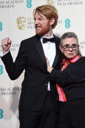 Carrie Fisher – BAFTA Film Awards 2016 in London