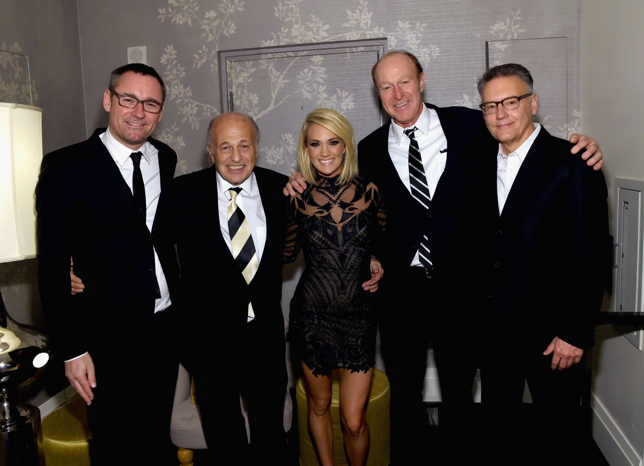 Carrie Underwood - Sony Music Entertainment 2016 Post ...