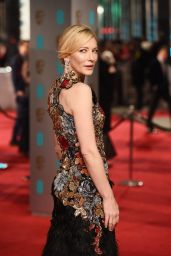 Cate Blanchett – BAFTA Film Awards 2016 in London