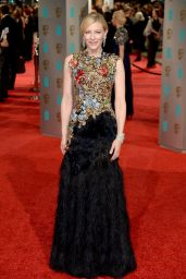 Cate Blanchett – BAFTA Film Awards 2016 in London