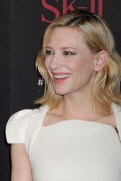Cate Blanchett - SK-II #ChangeDestiny Forum in Los Angeles, 2/26/2016
