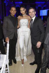 Chanel Iman - 2016 amfAR New York Gala in New York City, NY