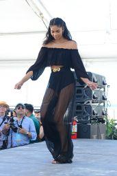 Chanel Iman – SI Swimsuit 2016 – Swim Beach in Miami, FL 2/17/2016
