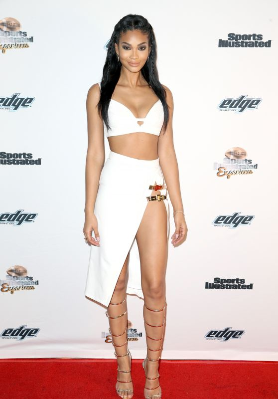 Chanel Iman - Sports Illustrated Experience Friday Night Party in San Francisco, 2/5/2016