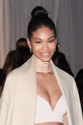 Chanel Iman - Sports Illustrated Swimsuit 2016 Fan Festival Rvent in New York City, 2/16/2016