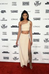 Chanel Iman – Sports Illustrated Swimsuit 2016 Press Event in New York City, NY 2/16/2016