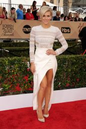 Charissa Thompson – SAG Awards 2016 at Shrine Auditorium in Los Angeles