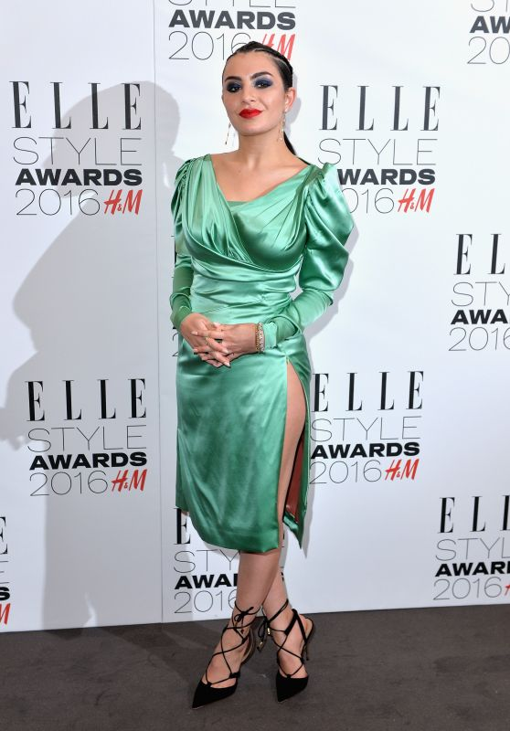 Charli XCX – Elle Style Awards 2016 in London