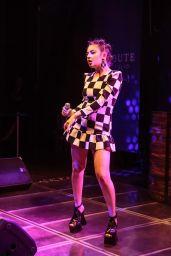 Charli XCX Performing in Las Vegas 2/01/2016