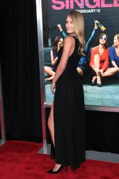 Charlotte Kirk – 'How To Be Single' Premiere in New York