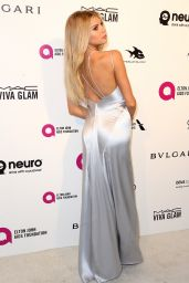 Charlotte McKinney – 2016 Elton John AIDS Foundation's Oscar Viewing Party in West Hollywood, CA