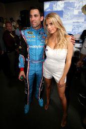 Charlotte McKinney - NASCAR Sprint Cup Series DAYTONA 500 in Daytona Beach 2/21/2016