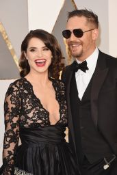 Charlotte Riley – Oscars 2016 in Hollywood, CA 2/28/2016