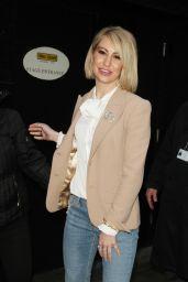 Chelsea Kane Appeared on Good Morning America in New York City 2/3/2016