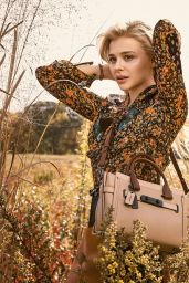 Chloe Moretz - Coach Spring 2016 Photo Shoot