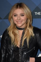 Chloe Moretz – Delta Airlines Pre-Grammy Party 2/13/2016