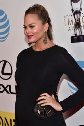 Chrissy Teigen – NAACP Image Awards 2016 Presented by TV One in Pasadena, CA