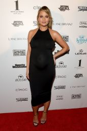 Chrissy Teigen – SI Swimsuit 2016 – Swim BBQ VIP in Miami, FL 2/17/2016