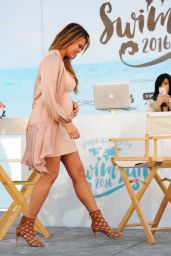 Chrissy Teigen – SI Swimsuit 2016 – Swim Beach in Miami, FL 2/17/2016
