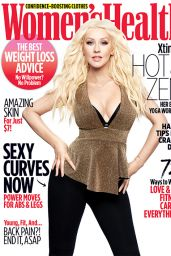 Christina Aguilera - Womens Health Magazine March 2016 Issue