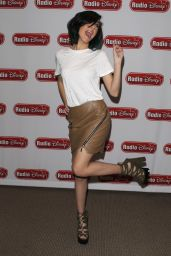 Christina Grimmie - Radio Disney in Los Angeles, February 8, 2016
