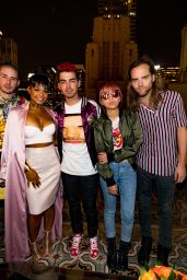 Christina Milian - MasterCard And Westwood One Present DNCE And Audien in Los Angeles, February 2016