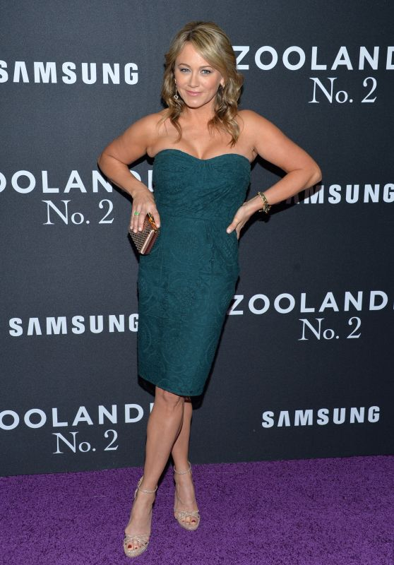 Christine Taylor – 'Zoolander 2' World Premiere in New York City, NY