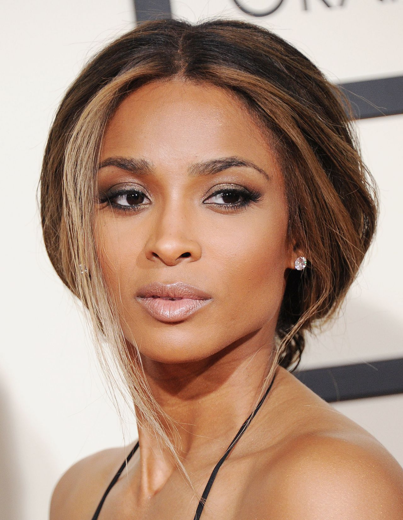 ciara and rejoice She is a reliable purveyor of glamour on star-studded red carpets and ciara more than lived up to her reputation for chic when she arrived at las vegas' mgm grand garden arena on sunday.