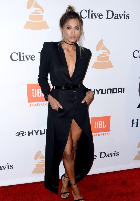 Ciara - 2016 Pre-GRAMMY Gala in Beverly Hills, CA