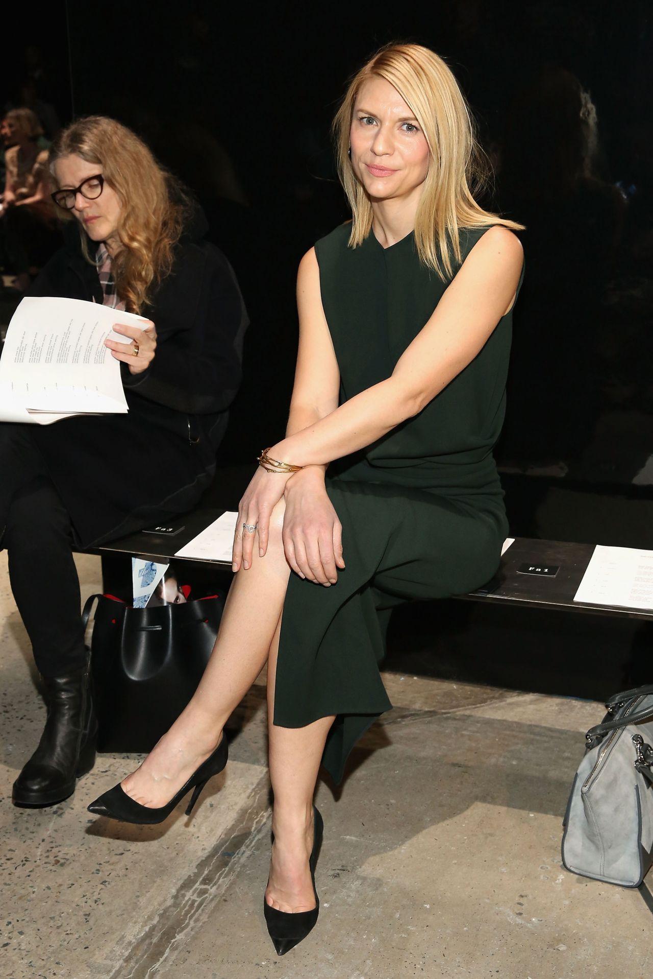 Claire Danes - Narciso Rodriguez Show