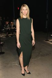 Claire Danes - Narciso Rodriguez Show - NYFW 2/16/2016