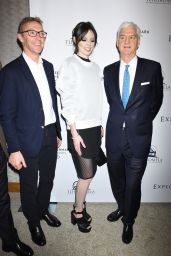 Coco Rocha at the Forevermark Dinner in New York City, February 2016