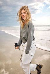 Constance Jablonski - Photo Shoot for ELLE France January 2016