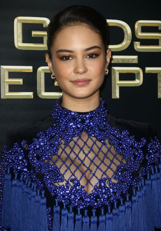 Courtney Eaton -