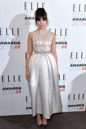 Daisy Lowe - Elle Style Awards 2016 in London
