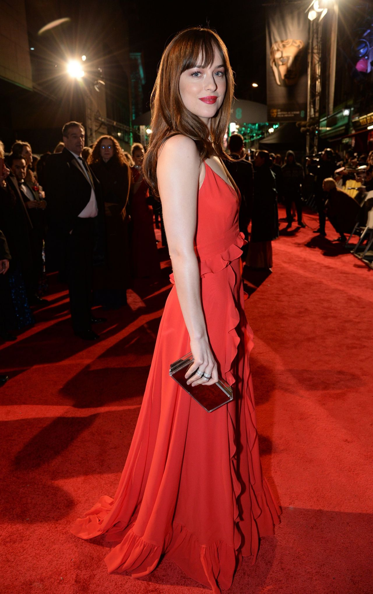 Dakota Johnson – BAFTA Film Awards 2016 in London