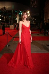 Dakota Johnson – BAFTA Film Awards 2016 in London