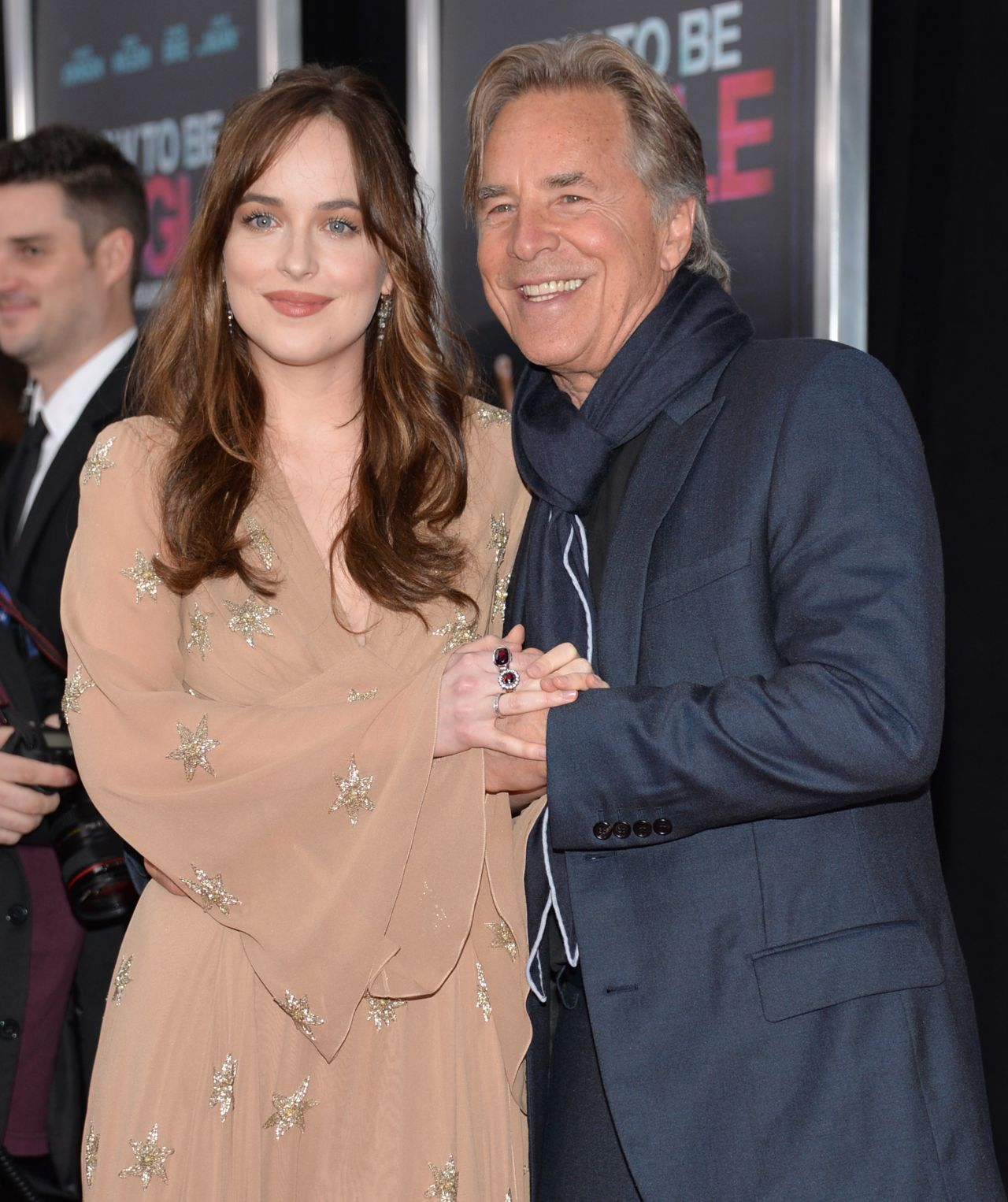 Dakota Johnson '�  'how To Be Single' Premiere In New York City