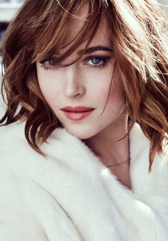 Dakota Johnson - Marie Claire Magazine March 2016 Photos