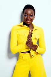 Danai Gurira Photo Shoot - Jeff Riedel 2016