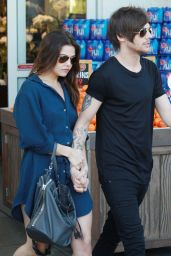 Danielle Campbell - Out in Santa Monica 2/20/2016