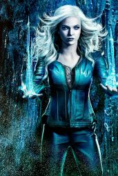 Danielle Panabaker - The Flash Season 2 Promoshoot