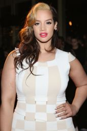 Dascha Polanco - New York Fashion Week Opening Ceremony Show 2/14/2016