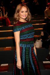Debby Ryan - Tadashi Shoji Fall 2016 Fashion Show  - NYFW 02/12/2016