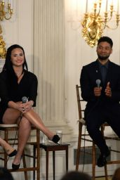 Demi Lovato - Performance at the White House Series in Washington, DC 2/24/2016