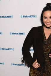 Demi Lovato – SiriusXM Hits 1's The Morning Mash Up Broadcast From The SiriusXM Studios In Los Angeles 2/12/2016