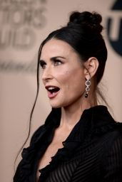 Demi Moore – SAG Awards 2016 at Shrine Auditorium in Los Angeles