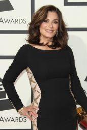 Denise Donatelli – 2016 Grammy Awards in Los Angeles, CA