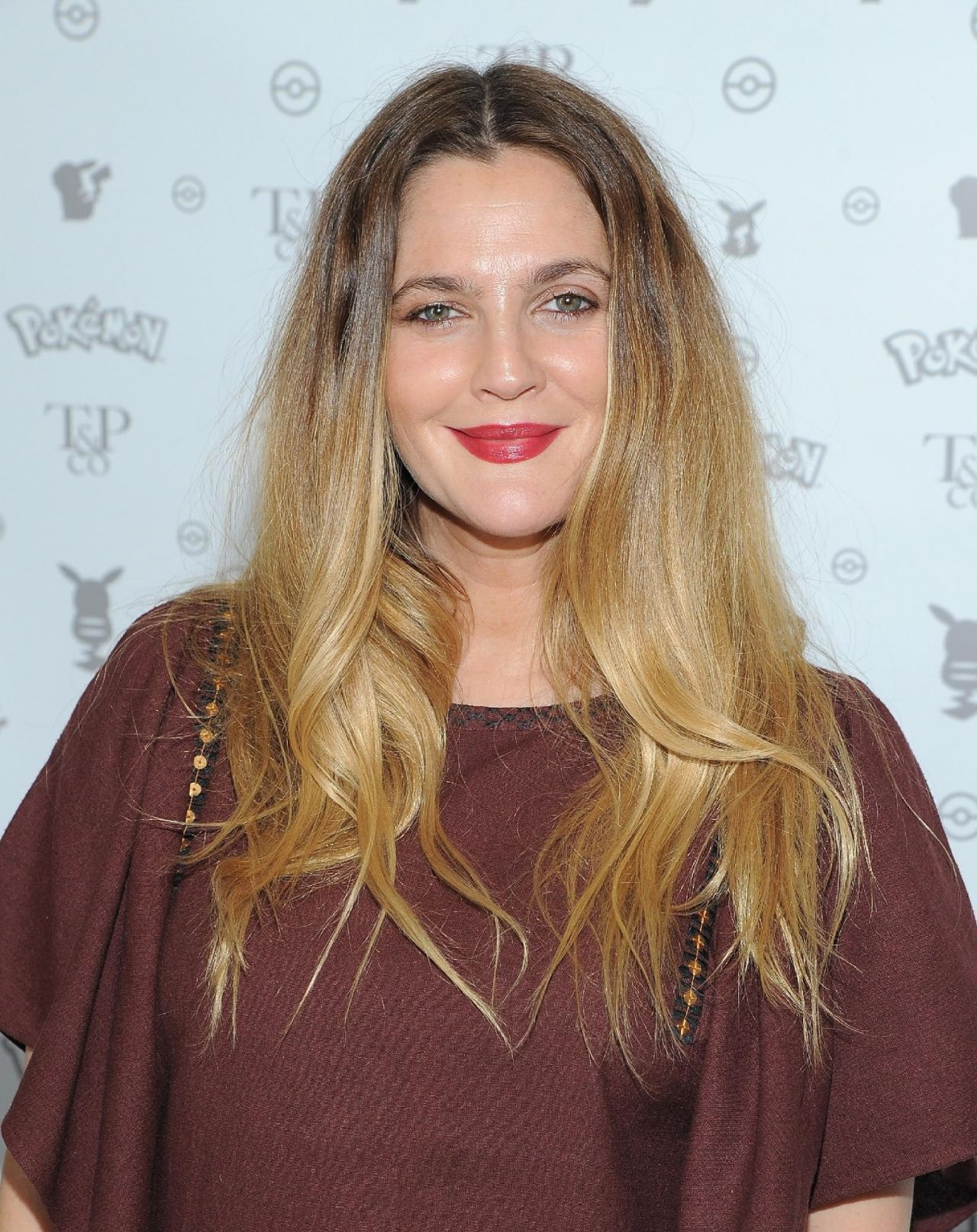 Drew Barrymore - Tracy Paul & Co Presents Pokemon Afternoon Soiree in ... Drew Barrymore