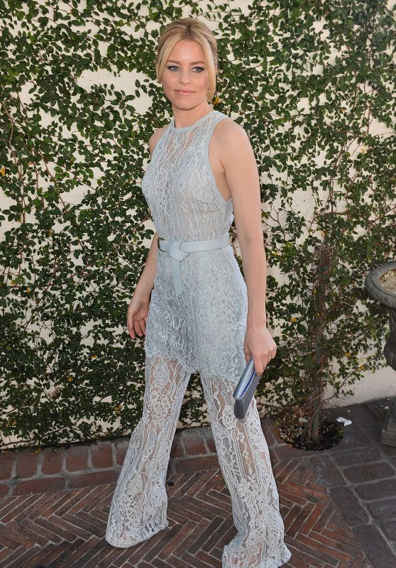 Elizabeth Banks is Looking All Stylish - Vanity Fair and Stuart Weitzman Luncheon 2/26/2016